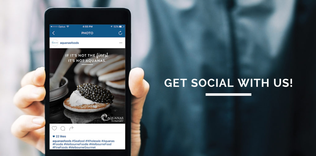Get social with us